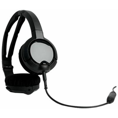Компьютерная гарнитура SteelSeries Flux Headset Black
