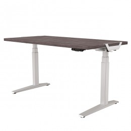Стол с регулировкой высоты Fellowes Levado™. Дуб-1800x800