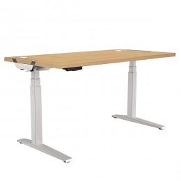 Стол с регулировкой высоты Fellowes Levado™. Клён-1400x800