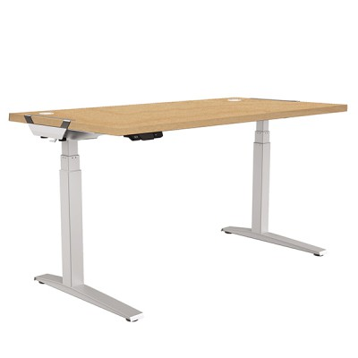 Стол с регулировкой высоты Fellowes Levado™. Клён-1800x800