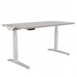 Стол с регулировкой высоты Fellowes Levado™. Серый-1400x800