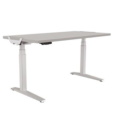 Стол с регулировкой высоты Fellowes Levado™. Серый-1600x800