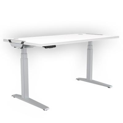 Стол с регулировкой высоты Fellowes Levado™. Белый-1800x800