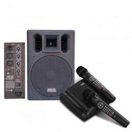 Комплект караоке система AST-Home + Активная акустическая система BLG RXA08P200