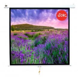 Экран для проектора S'OK SCPSW-180x180