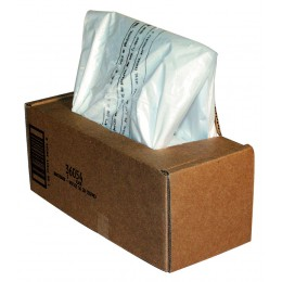 Мешки для уничтожителей, 53 -75 литров, 50 шт.
