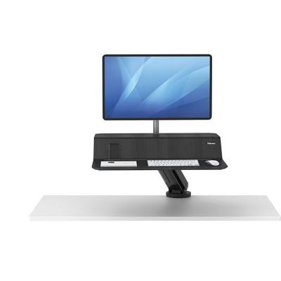 Платформа для работы сидя - стоя Lotus RT Sit-Stand черная 1 монитор